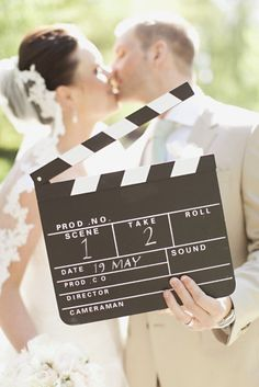 <3 Movie-themed Sweden Wedding from Alicia Swedenborg