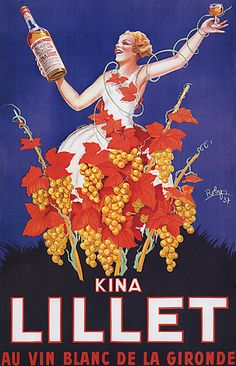 Love the vintage posters, the good ones often seem to be French!