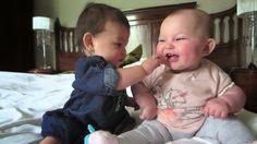 Watch how babies talk!!!