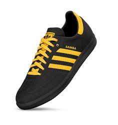 mens adidas samba trainers