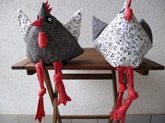 Unter-dem-Dach: Hühner