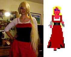 There really need to be more Rosella cosplays. Would be neat to find some from King's Quest 7 as well...