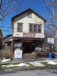 Old Westmont Corner Market on Tioga Street, Johnstown, PA