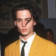 Johnny Depp People | Johnny Depp à l'époque de 21 Jump Street.