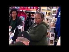 Mira Como Reaccionan Las Personas Cuando Una Madre Soltera Se Queda Sin Dinero - YouTube