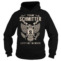 Awesome Tee Team SCHMITTER Lifetime Member - Last Name, Surname T-Shirt T-Shirts