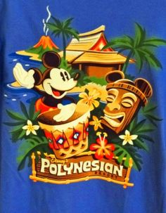 Disney's Polynesian Resort.....one of my favorite places I have stayed!