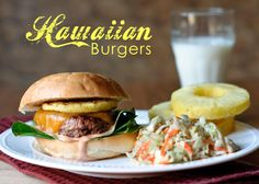 "Hawaiian Burgers - Join in on ""Turkey Tuesday's"". Prepare this recipe or choose another Butterball recipe @Butterball #TurkeyTuesday #Turketarian @Allrecipes.com"