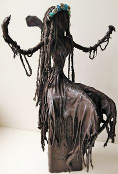 """""""Willow Witch'  FAIRY ROCKS and THINGS"""