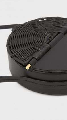 Rachel Comey Baan Bag in Black on Black | The Dreslyn