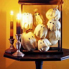 White Gourd Ghosts