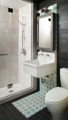 Bath room in New York
