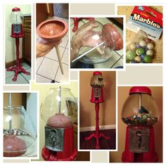 Pinterest the world s catalog of ideas for Gumball machine fish tank