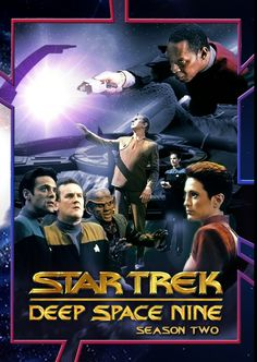 Posted by SF Series and Movies  Star Trek Deep Space 9- Season 2