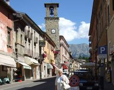 The town of Amatrice try to join into Abruzzo by referendum