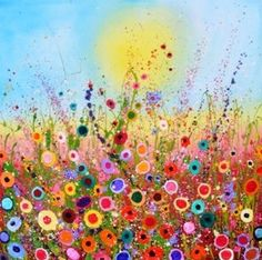 Illustration/Painting by Yvonne Coomber Art Plastique, Love Art, Painting Inspiration, Amazing Art, Awesome, Art Projects, Art Photography, Abstract Art, Illustration Art