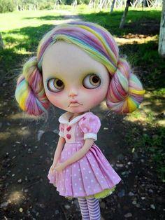 Custom Doll for Adoption by Anniedollz http://etsy.me/2tTZZ5p Check more custom dolls for adoption at http://ift.tt/2lbVttq