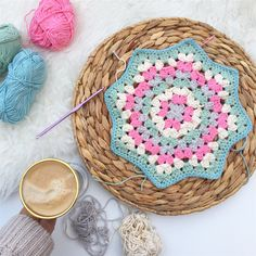 Star doily pattern - sweetsharna.simplesite.com