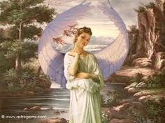Image result for Angel in oil paintings