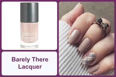 BARELY THERE Jamberry Nail Lacquer #barelytherejn