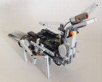 Mantis Religiosa con una Raspberry Pi y BrickPi - Raspberry Pi