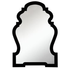 I pinned this Harrison Wall Mirror from the Classic Chic: Black & White event at Joss and Main!