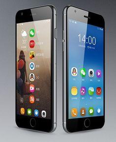 Dakelele Big Cola 3   La copia mas descarada del iPhone