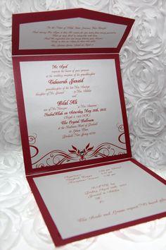 Pinterest Wedding Invitations Homemade Handmade Invitation Samples