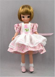 Tiny Betsy's - My Name is ... Dress Set created by Jo's Doll Shoppe.  Jo's dresses are adorable.
