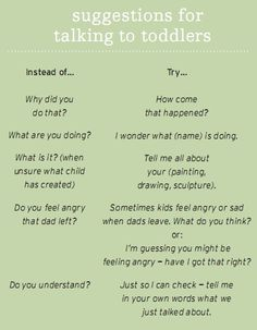 Tips for talking with toddlers | OHbaby!