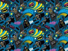 Batman Pattern by Chris Piascik.