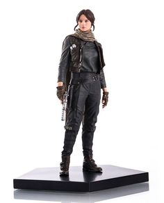 Estátua Star Wars Rogue One Jyn Erso - Art Scale 1/10 - 17,5 cm - Iron Studios | Comic Store Brasil