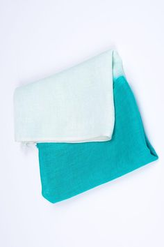 A stunning two-toned linen scarf that complements any outfit. Linen Scarf Green by Nine Yaks. Accessories - Scarves & Wraps Victoria Australia