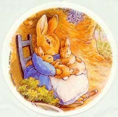 ilustrações de  Beatrix Potter