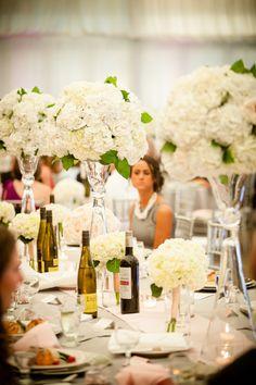 http://www.modwedding.com/2014/10/27/were-smitten-with-these-stunning-wedding-flower-ideas/ #wedding #weddings #wedding_centerpiece