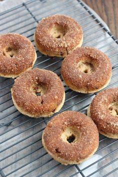 Cinnamon Sugar Cinnamon Chip Donuts