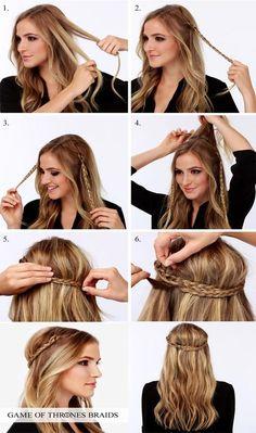 Tutoriales para el cabello, consejos y peinados para el pelo