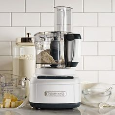Cuisinart 8-Cup Food Processor #williamssonoma