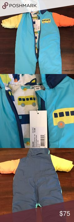 NEW - Baby snow suit New with tags! Perfect condition! Never worn.  Adorable baby snow suit. Jackets & Coats