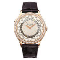 Patek Philippe World Time 7130 Oro Rosa Reloj 7130R-001