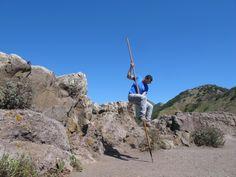 """Die Lancha wird jetzt """"nur"""" sportlich verwendet. Foto: Doris Statue Of Liberty, Spain, Travel, Bowrider, Pictures, Teneriffe, Sporty, Statue Of Liberty Facts, Viajes"""