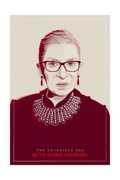 Frame My Photo, People Art, Real People, Famous People, Ruth Bader Ginsburg, Wall Art For Sale, Red Art, Photo Wall Collage, Sale Poster