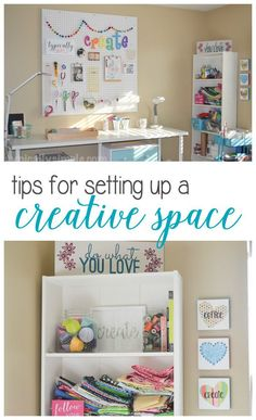 Crafting A Craft Room The Budget Decorator Best Garden Ideas