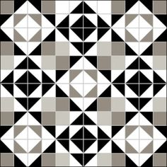 Geometria - Four Colours - £155m2