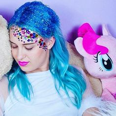 Repost 💘✨ @teomagazine 💙✨ #editorial #fashiondesign #gemstones #glitter…