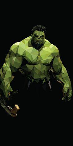 Hulk Polyart Iphone XS,Iphone X HD Wallpapers, Images, Backgrounds, Photos and Pictures Hulk Marvel, Hulk Superhero, Marvel Art, Marvel Heroes, Marvel Comic Universe, Comics Universe, Iphone 10, Arte Do Hulk, 3d Animation Wallpaper