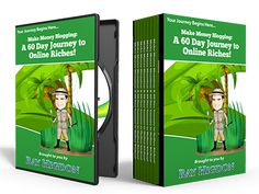Make Money Blogging – Ray Higdon Ray Higdon takes you on a 60 Day Journey to Online Riches by becoming a Powerful, Branded Blogger.