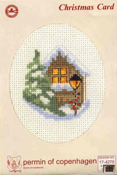 Christmas Winter Scene 2 Chart Picture