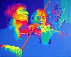 Pop Art Fredo Lima: POP  ART - Acrílico sobre tela – Técnica Irisar   ...