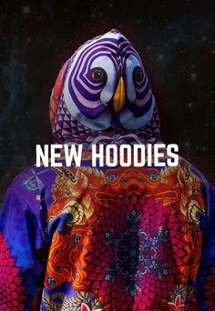 Crazy clothing designed by visionary artists made with a new type of printing called sublimation. You've never seen clothing like this before!